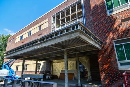 U of M Liberal Arts Building Renovation