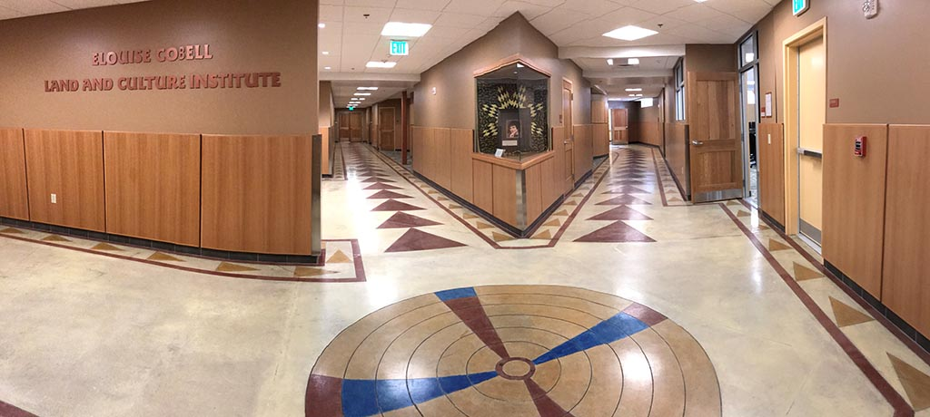 Native American Center Basement Buildout