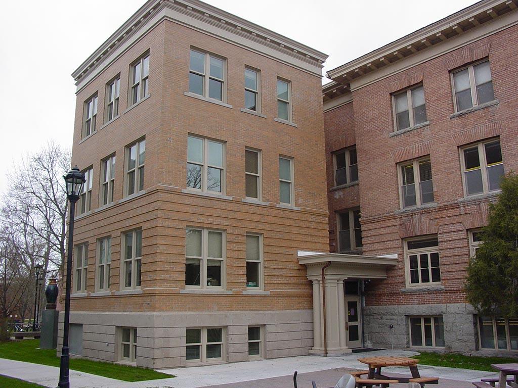 UM Math Building
