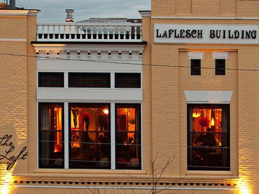LaFlesch Building Missoula