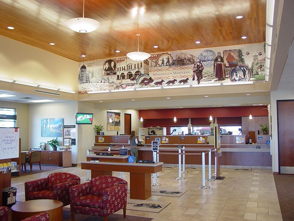 Wells Fargo Union Pacific